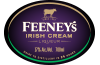 Feeney's Irish Cream Liqueur