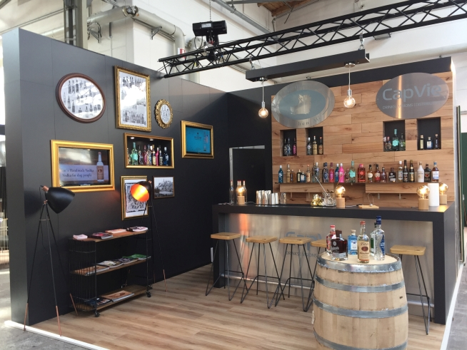 Messestand Bar Convent Berlin
