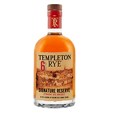 Templeton Rye 6 Years Old