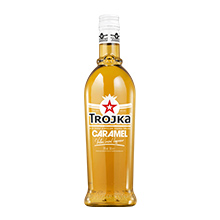 Trojka Vodka Caramel (24% vol.)
