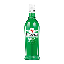Trojka Vodka Green (17% vol.)