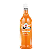 Trojka Vodka Orange (17% vol.)