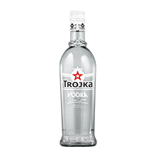 Trojka Vodka Pure Grain (40% vol.)