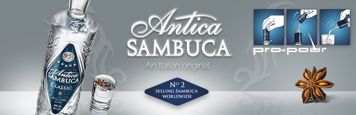 Antica Sambuca – an Italian original since 1868