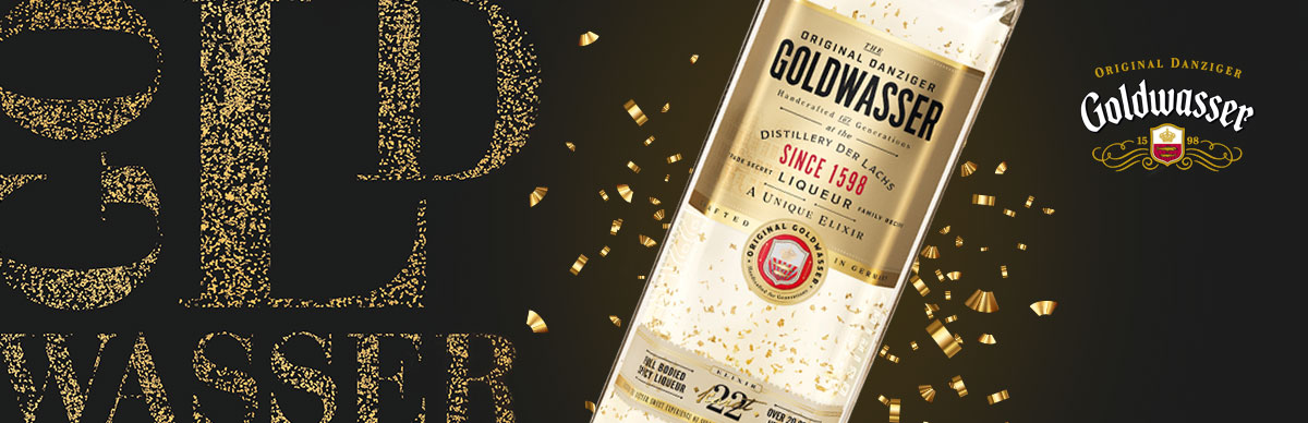 Original Danziger Goldwasser – fascination of pure gold