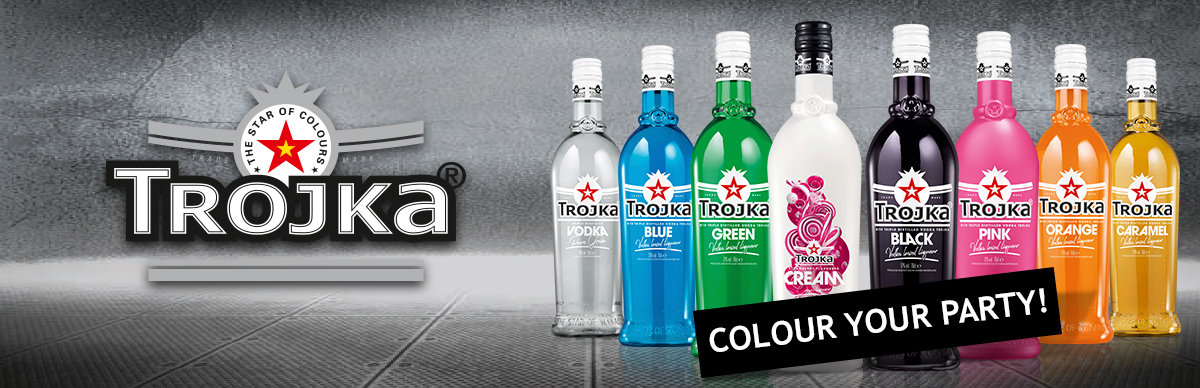 Trojka – The Star of Colours
